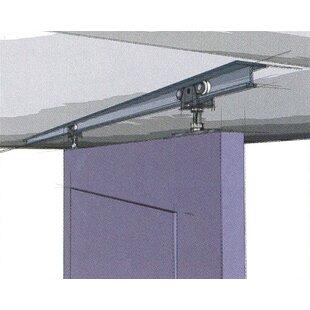 TopLine 71-222 Single Barn Door Hardware by Hettich