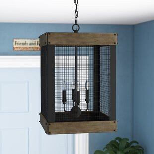Find Apolline 4-Light Foyer Pendant By Laurel Foundry Modern Farmhouse