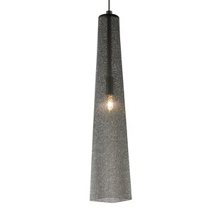 Orren Ellis Stoltz 1-Light Cone Pendant