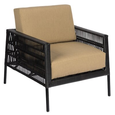 Maiz Patio Chair With Cushions Woodard
