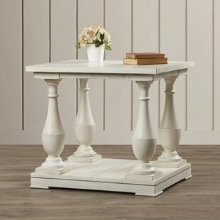Warwick Sandalfoot End Table