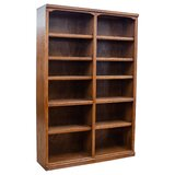 Alyvia 72 H x 48 W Standard Bookcase by Loon Peak®
