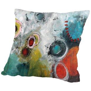Mordicus Et Cellules Souches Throw Pillow