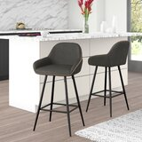 Rylee 26 Counter Stool (Set of 2) by Mercury Row