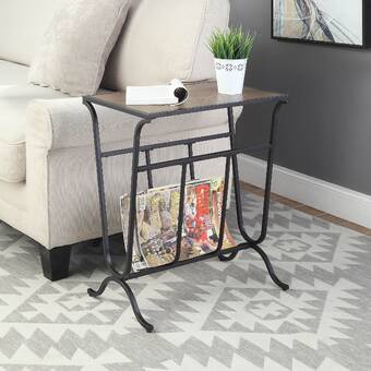 Mercer41 Diemer 3 Legs End Table Wayfair