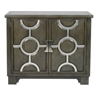 Hillview 2 Door Accent Cabinet by World Menagerie