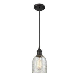 Odele 1-Light Bell Pendant..