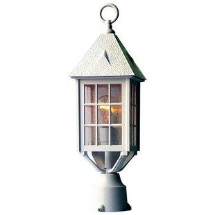 Joy Outdoor 1-Light Lantern Head By Highland Dunes