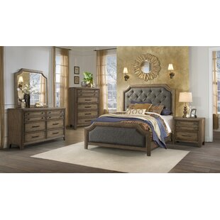 Odette Panel Configurable Bedroom Set