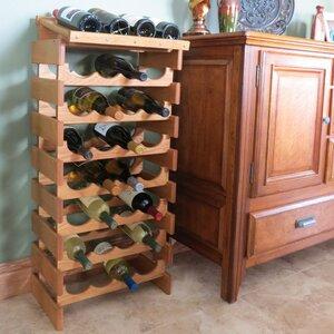 Dakota 16 Bottle Floor Wine Rack