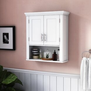 Ahoghill 58cm X 62cm Wall Mounted Cabinet By Three Posts
