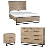 Glenda Platform Configurable Bedroom Set by Greyleigh