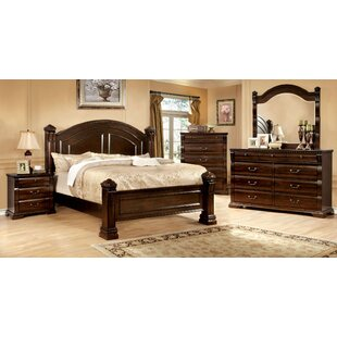 Futrell Panel Configurable Bedroom Set
