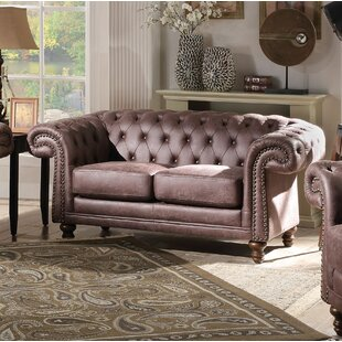 Canora Grey Oconnell Standard Loveseat