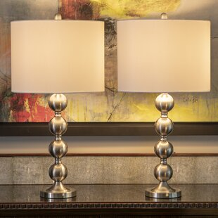 Gales Stacked Ball 29 Table Lamp (Set of 2)