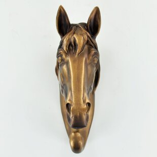 Home Vintage Horse Head Wall Coat Hook By Brambly Cottage