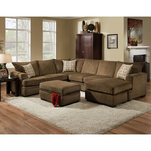 Bourget Sectional by Red Barrel Studio
