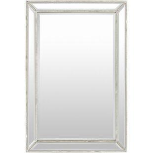 Luxury Beveled Glass Wall Mirrors Perigold