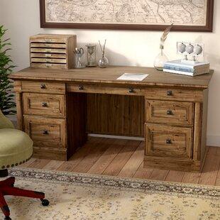 Inexpensive Orviston Executive Desk by Three Posts