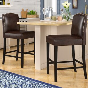 Knollwood 26 Bar Stool (Set Of 2) by DarHome Co Savings