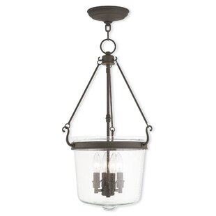 Acton 4-Light Urn Pendant by Darby Home Co