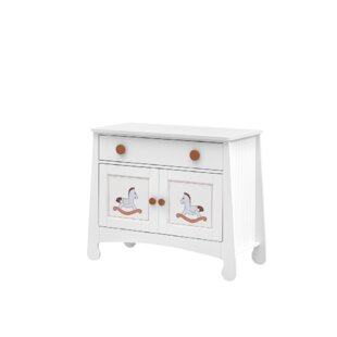 Discount 1 Drawer Combi Chest