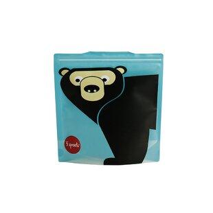 Bear Sandwich Bag (Set of 2)