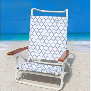 SittinPrettyLLC Haven Reclining Beach Chair