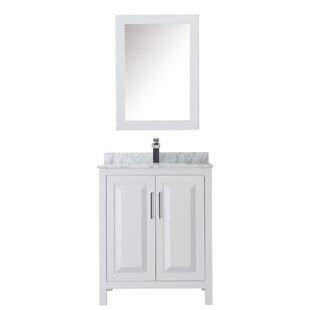 Daria 30 Single Bathroom Vanity Set with Medicine Cabinet by Wyndham Collection