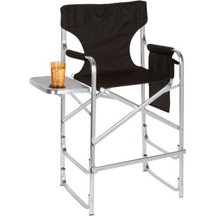 Bulwell Aluminum Frame Folding Director Chair