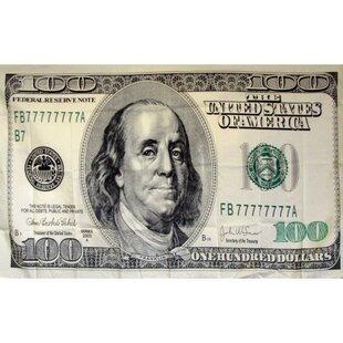 100 dollar bill wayfair