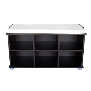 Proman Products Kendal Shoe Storage Bench
