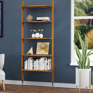 Lowes Standard Bookcase by Brayden Studio Amazing