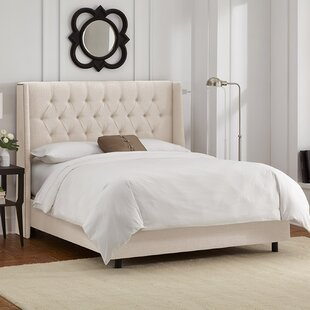 Raleigh Upholstered Panel Bed