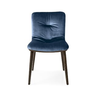 Annie Soft - Upholstered Wooden Chair by ..