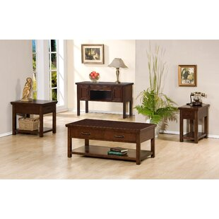 Darby Home Co Boonville 4 Piece Coffee Table Set
