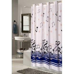 Price Check Delane Shower Curtain ByLatitude Run