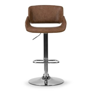 Buie Adjustable Swivel Height Bar Stool