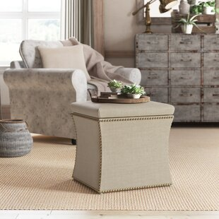 Joao Storage Ottoman by Birch Lane™ Heritage