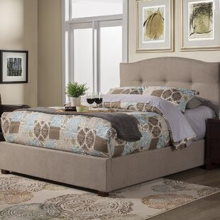 Anne Upholstered Platform Bed by Darby Home Co