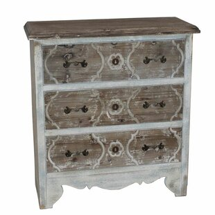 Philip 3 Drawer Chest
