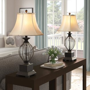 Ontario 31 Table Lamp (Set of 2) by Alcott Hill