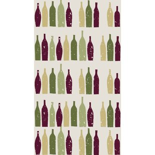 Wine Paper Guest Towel (Set Of 15)