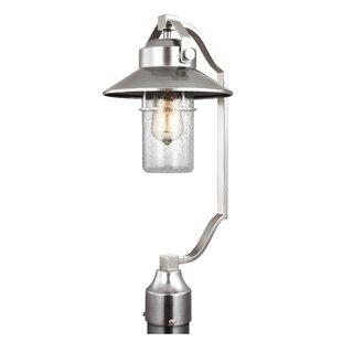 Beachcrest Home Tolliver 1-Light Lantern Head