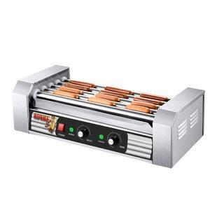 5 Hot Dog Grilling Machine
