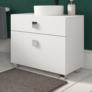 Review Woolfolk 65cm Under Sink Storage Unit