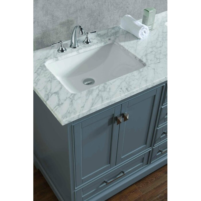 Bathroom Vanity Sink   Stian 60 Double Sink Bathroom Vanity Set