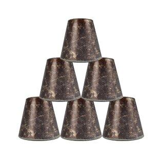 5 Mica Bell Candelabra Shade (Set of 6)