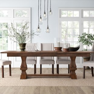 Schaffer Extendable Dining Table Birch Lane™ Heritage