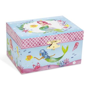 Read Reviews Mermaid Musical Jewelry Box By Harriet Bee